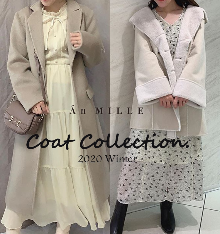 Coat Collection 2020Winter