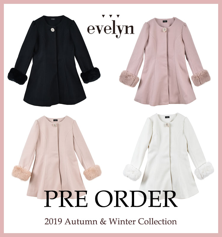 2019 Autumin/Winter Collection PRE ORDER