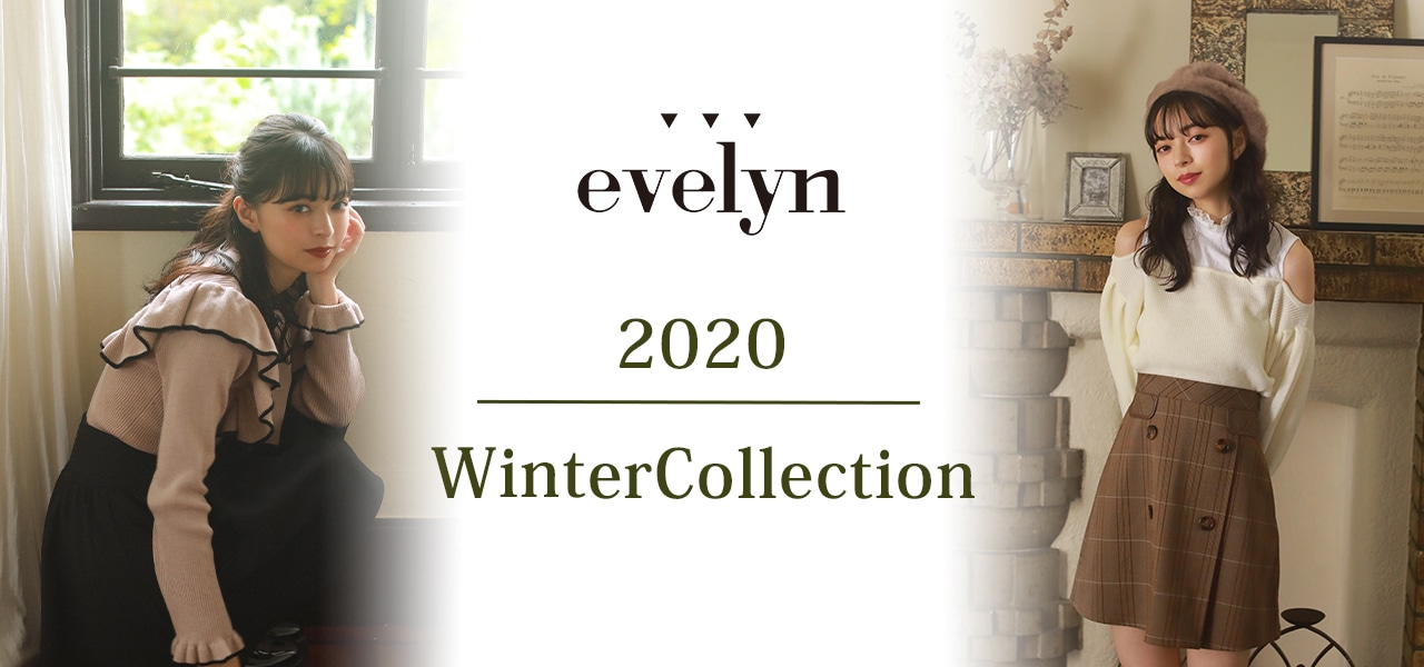 evelyn 2020 WINTER COLLECTION
