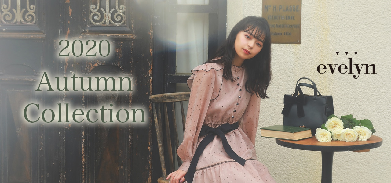 evelyn 2020 AUTUMN COLLECTION